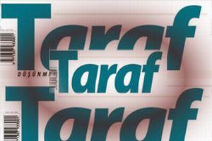 Taraf Gazetesi ekonomik krizi a�t�.12131