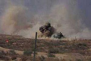 Siirt'te patlama: 1 asker yaralandı.8753