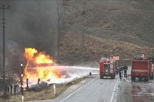 Pakistan'da kaza: 27 ölü.11585