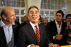 Adnan Polat, Galatasaray'ın yeni başkanı seçildi.15217
