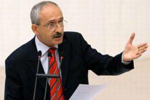 Kılıçdaroğlu: Türkiye'de sorunlar demokratik yoldan çözülemiyor.8504