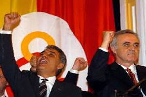 Fenerbahçe Polat'ı kutladı.12106
