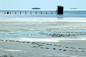 Tuz Gölü küçülüyor!.15545