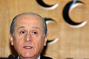 MHP parti kapatılmasına karşı AKP ile fikir ayrılığında.10621