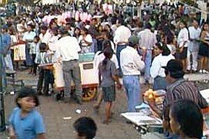 Nikaragua'da Paskalya'da 65 kişi öldü.21515