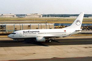 Sunexpress'ten grup indirimi.14543