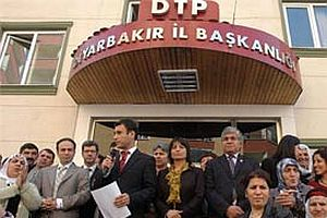 89 DTP'li hakkında soruşturma başlatıldı.18788