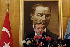 Başbakan Erdoğan, Ankara'ya gitti.14135