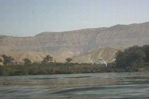 Türkiye'den Irak'a Fırat suyu jesti.8266