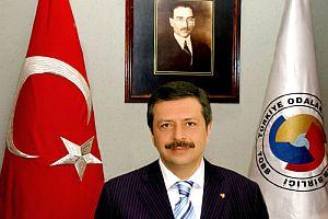 Rifat Hisarcıklıoğlu, Başkan yardımcısı oldu.14664