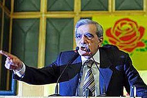 DTP'liler Talabani ile görüştü.16662