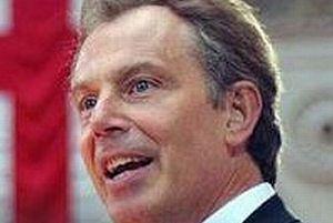 Tony Blair: Yegane ��z�m iki devlet.11483