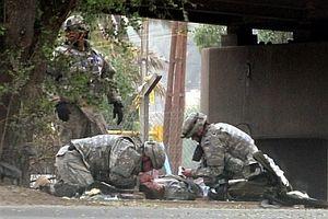 Irak'ta ABD askerlerine büyük darbe: 1 ölü, 18 yaralı.17832
