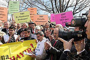 TRT Yasa Tasarısı'nın geri çekilmesi istemi.29178