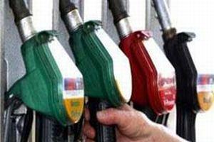Benzin zammına karşı grev.13297
