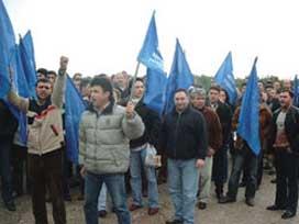 Erdoğan, 20 yıl önce işçilere destek vermişti.8566