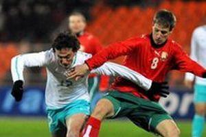 Türkiye- Beyaz Rusya maçı 2-2'lik skorla sonuçlandı.13394