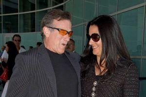 Robin Williams eşinden boşanıyor.13632