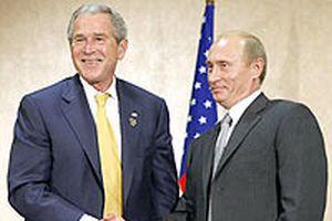 Bush ve Putin �er�eve belgesi imzalayacak.12542