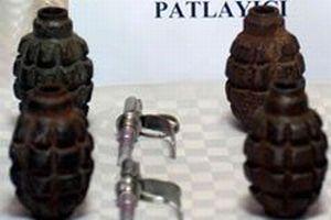 Otogardaki bombalar Malatya'dan gelmi�.10766