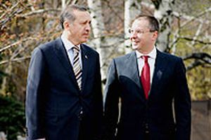 Bulgaristan Başbakan Erdoğan'dan özür diledi.14162
