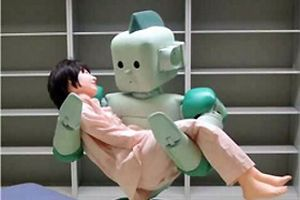 İnsan-robot ortak yaşamının ilk adımları.11155