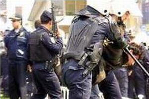 Nevruz provakatörü 18 kişi gözaltında.15725