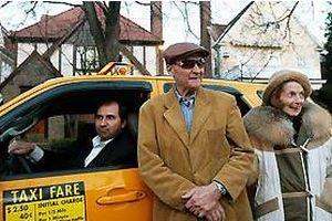ABD'de yaşayan Türk taksici ödül aldı.22123