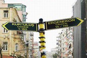 Yeni kaza uygulaması tutanağında 'Ergenekon' ismi.15446