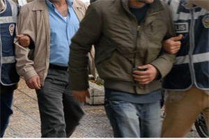 CHP'li üye ve Kanaltürk muhabiri gözaltına alındı!.13801
