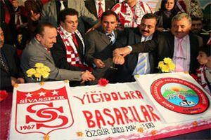 Sivasspor gecesine büyük ilgi.21366