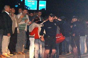 Nevruz provokatörleri tutuklandı.13967