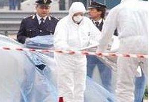 İtalya'da bir taraftar öldü.12356