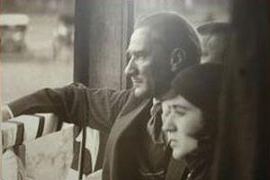 Fikriye Hanım'ın Atatürk'e olan aşkı.8456