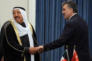Kuveyt Emiri Anıtkabir'i ziyaret etti.11104