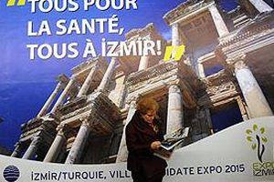 �srail, �zmir'in Expo'yu kaybetmesine �z�ld���n� bildirdi.21920