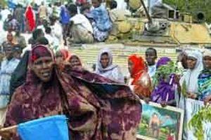 Somali'de insanl�k dram� ya�an�yor.18595