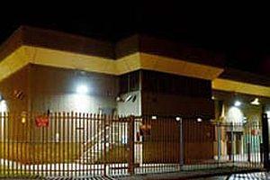 Beş kez soyulan banka şubesi kapatıldı.12531
