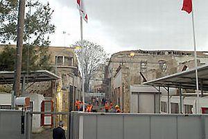Lokmacı Kapısı'nın açılışı ertelendi.17723