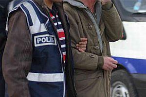3 PKK yandaşı tutuklandı.13461