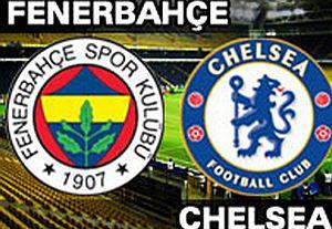 Fenerbahçe-Chelsea maçının ilk 11'leri belli oldu.24693