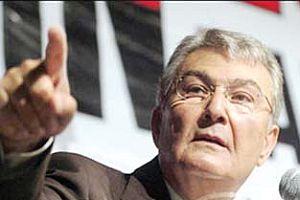 Baykal'dan AK Parti'ye '�zele�tiri yap�n' �nerisi.34983