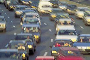 İstanbul'da pazar günü miting trafiği.15602