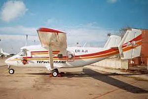 Peru'da küçük uçak düştü: 5 turist öldü.12549