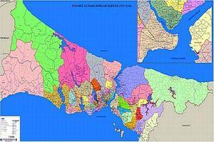 İstanbul'un yeni haritası.18329
