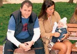 Özlem Yıldız'ın bebeği sağlığına kavuştu.10606