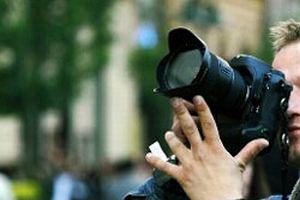 Gazeteciler greve gitti.10960