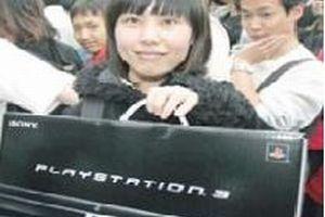 Japon oyunu Wii, PlayStation 3'ü geçti.12312