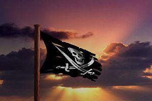 Korsanlar Afrika'da yine gemi kaçırdı.9067