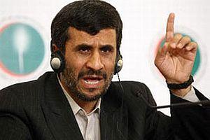 Ahmedinejad: Askıya alma mazide kaldı.12580
